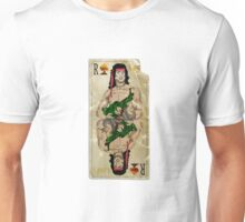 Sylvester Stalone Rambo card Unisex T-Shirt