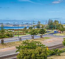 Princess Royal Drive, Albany, Western Australia by Elaine Teague