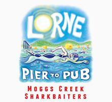 Lorne Pier to Pub 2014 Men's Baseball ¾ T-Shirt