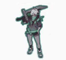 Anime Thug Riven (League Of Legends Fan Art) by arkaidyn