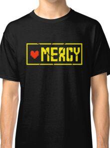 Undertale Mercy Classic T-Shirt