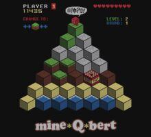 Mine Qbert by Olipop