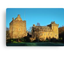 Dean Castle Canvas Print