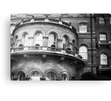 The Langham Hotel Canvas Print