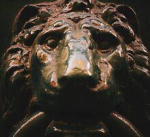 Lion fretwork by Alex Volkoff