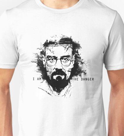 I AM THE DANGER - HEISENBERG Unisex T-Shirt
