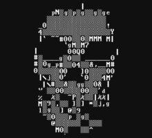 Digi Skull by Cattleprod