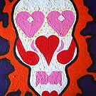skull art by Perggals© - Stacey Turner