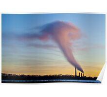 The Tornado Factory Poster