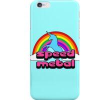 Bubble Gum Speed Metal iPhone Case/Skin