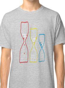 Colourful Hourglass Classic T-Shirt