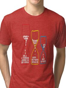 Colourful Hourglass Tri-blend T-Shirt