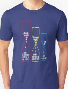 Colourful Hourglass Unisex T-Shirt