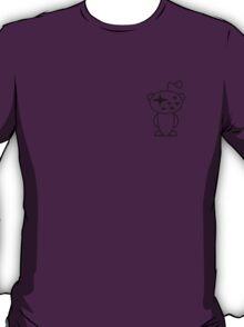 r/Subaru Reddit Alien - Black T-Shirt