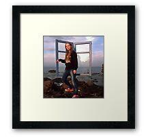 Mystic View   Framed Print