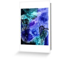 Gifted Flight Greeting Card