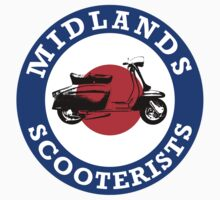 Mod Target - Midlands Scooterists by Scooterist