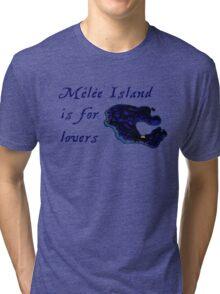 Monkey Island Classic Tee Tri-blend T-Shirt