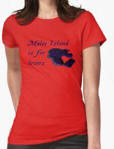 Monkey Island Classic Tee Womens Fitted T-Shirt
