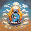 Buddha Bot v5 by sumrow