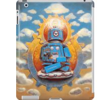 Buddha Bot v5 iPad Case/Skin