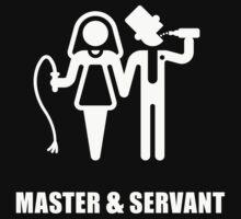 Master & Servant (Wedding / White) by MrFaulbaum
