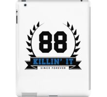 Killin' It  iPad Case/Skin