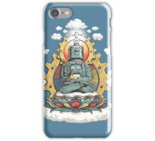 Buddha Bot v6 iPhone Case/Skin