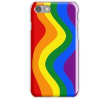 Smartphone Case - Rainbow Flag 4 iPhone Case/Skin