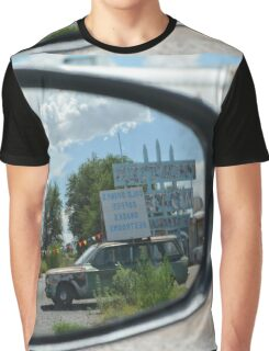 Eras in the mirror are closer than they appear Graphic T-Shirt
