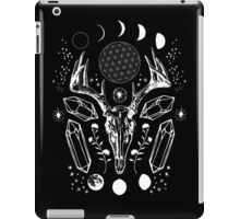 Crystal Moon. iPad Case/Skin