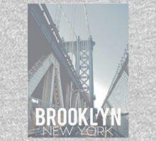 Brooklyn, New York One Piece - Short Sleeve