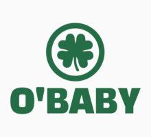O'Baby shamrock One Piece - Long Sleeve