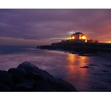 High Tide Sunset Photographic Print