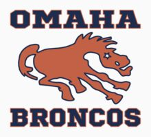 Denver Broncos Omaha Parody Funny Football T Shirt by xdurango