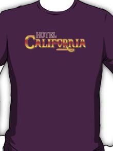 Original Hotel California Sign - Collector's Edition T-Shirt