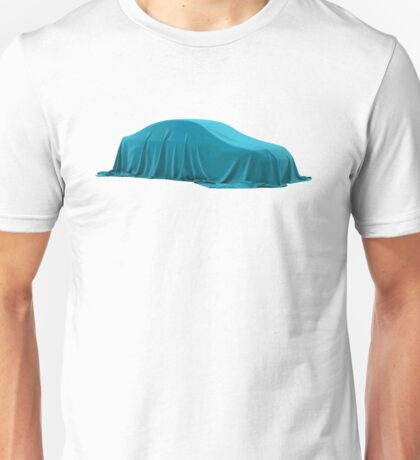 Culture AutoSports, Draped Car Unisex T-Shirt
