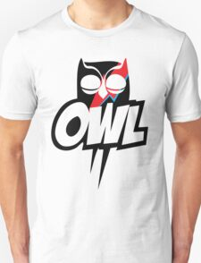 The Geek Owl T-Shirt