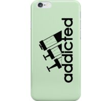 Addicted / Black iPhone Case/Skin