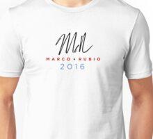 Marco Rubio 2016 Signature Unisex T-Shirt