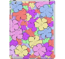 Floral Collage iPad Case/Skin