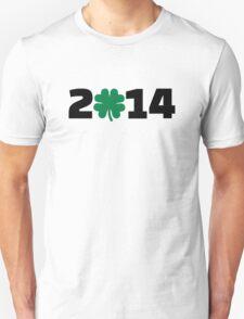 2014 shamrock Unisex T-Shirt