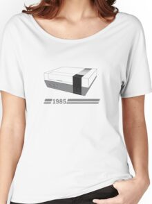 History of Gaming - NES Women's Relaxed Fit T-Shirt