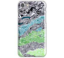 Alkaline Valley  iPhone Case/Skin