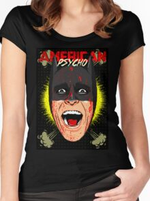 American Psycho Gotham Edition Women's Fitted Scoop T-Shirt
