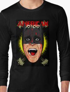 American Psycho Gotham Edition Long Sleeve T-Shirt