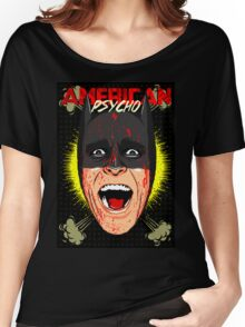 American Psycho Gotham Edition Women's Relaxed Fit T-Shirt