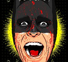 American Psycho Gotham Edition by butcherbilly