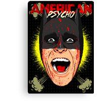 American Psycho Gotham Edition Canvas Print