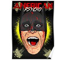 American Psycho Gotham Edition Poster